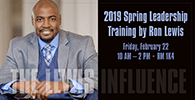 2019 Spring Leadership Training February 22